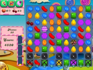 Candy Crush, a game played only by constipated individuals